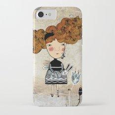 Alice in Wonderland iPhone 8 Slim Case