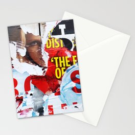 Who Watches The Watchmen? Stationery Cards