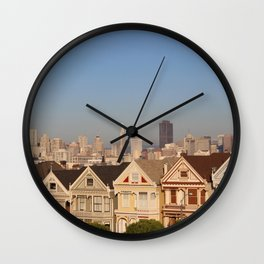 Iconic San Francisco Wall Clock