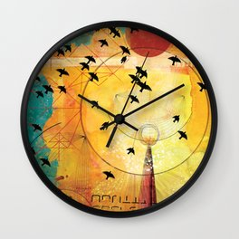 Illumination  Wall Clock
