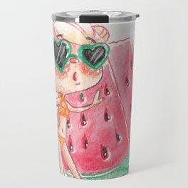 Miss pastèque Travel Mug