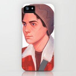 Jughead (Riverdale) iPhone Case
