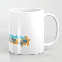 Oceanside California. Coffee Mug