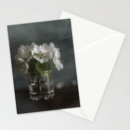 April in a glass Stationery Cards