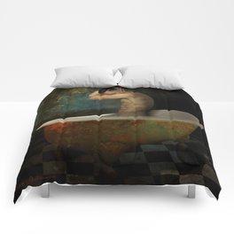 male nude Comforters