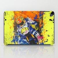 moto iPad Cases featuring Moto Splash by Echo9Studio