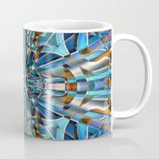 Abstract X Six Mug