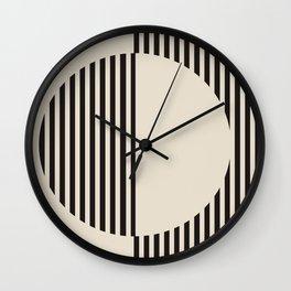 Remi Mud Cloth 7J Wall Clock