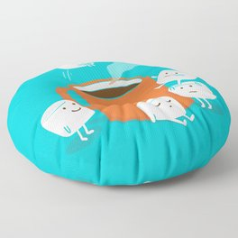 Cannonball Floor Pillow