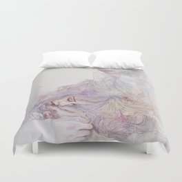 this should be the place Duvet Cover