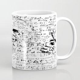Albert Einstein III Coffee Mug