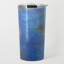 waterlilies Travel Mug