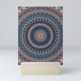 Mandala 433 Mini Art Print