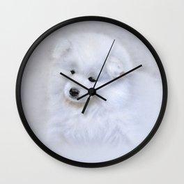 """ Precious Moment "" Wall Clock"