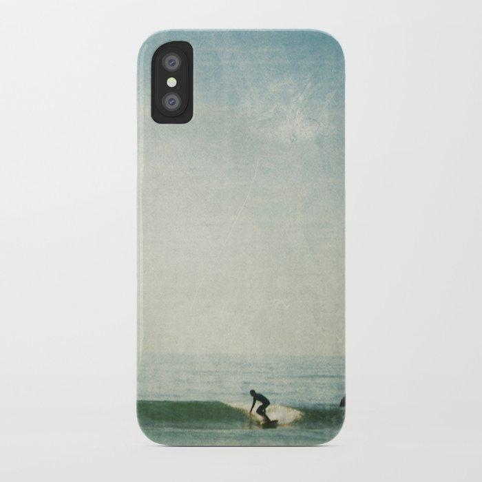 surf days iPhone Case