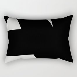 Abstract Form 01 Rectangular Pillow