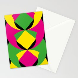 One eyed aliens helmets. Or hands pcking squares. Or Hairs. Difficult to translate it. Stationery Cards