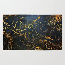 KINTSUGI  ::  Embrace Damage Rug