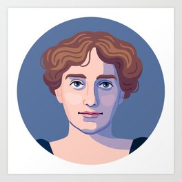 Queer Portrait - Natalie Clifford Barney Art Print
