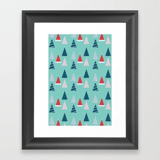 Christmas Wonderland Framed Art Print