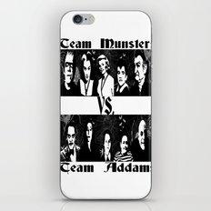 MUNSTERS/ADDAMS iPhone & iPod Skin
