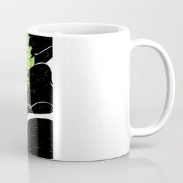Bandaged Skull Coffee Mug