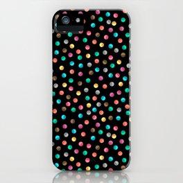 Light Bright Dot iPhone Case