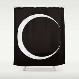 Flame of the End Shower Curtain