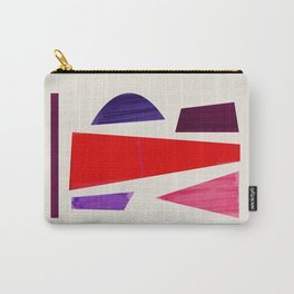 Pieces abstract Carry-All Pouch