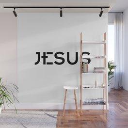 Power in Jesus #society6 #decor #buyart #artprint Wall Mural