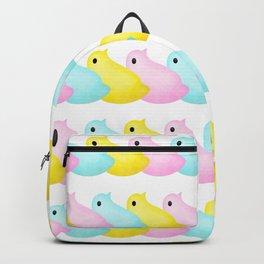 Peeps Pattern Backpack