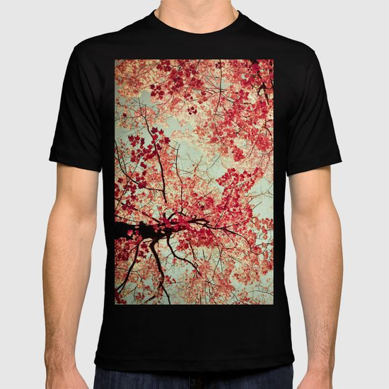 Autumn Inkblot T-shirt