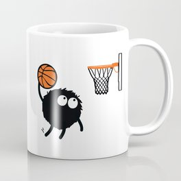 Basketball Player Coffee Mug
