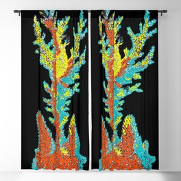Coral 2 Blackout Curtain