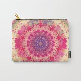 Anenome Mandala Carry-All Pouch