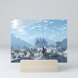 Where Heroes Dwell Mini Art Print