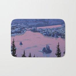 Mont-Tremblant Provincial Park Bath Mat