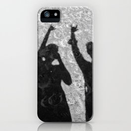 Rock'n'roll baby! iPhone Case