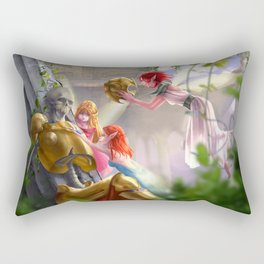 Innocent Thieves Rectangular Pillow