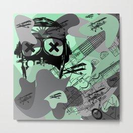 CamO Cloud JumPers Metal Print
