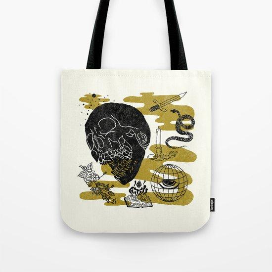 Planet Oblivion Tote Bag