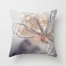 Epistylis Inspiration Throw Pillow