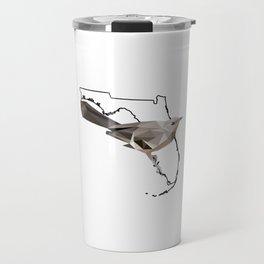 Florida – Northern Mockingbird Travel Mug