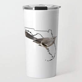 Florida – Northern Mockingbird Travel Mug