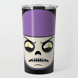 Deathray Head Travel Mug