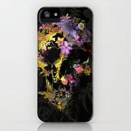 Spring Skull iPhone Case