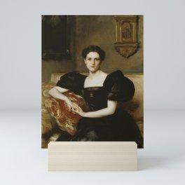 John Singer Sargent - Elizabeth Winthrop Chanler (Mrs. John Jay Chapman) Mini Art Print
