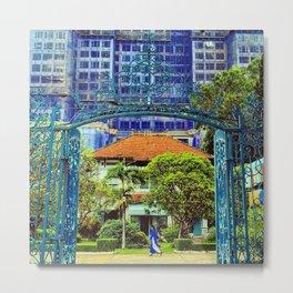 Saigon blues Metal Print