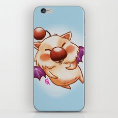 Moogle Fan Art Doodle iPhone & iPod Skin