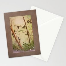 little spirits Stationery Cards